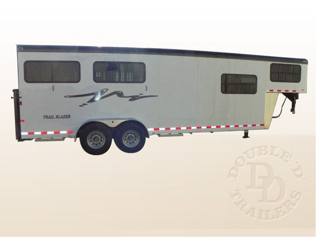 2 Horse Trailer With Living Quarters 9737 051