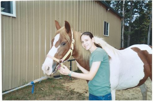Photo of Sport and Carrie Ann Hall