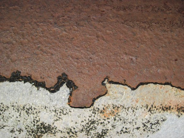 Rust can be a big problem with steel trailers that don't use quality paints and sealants.