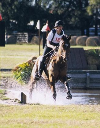 Kelly Sigler competed at the Intermediate Level in Eventing and is now a 3 Star Parelli Professional.