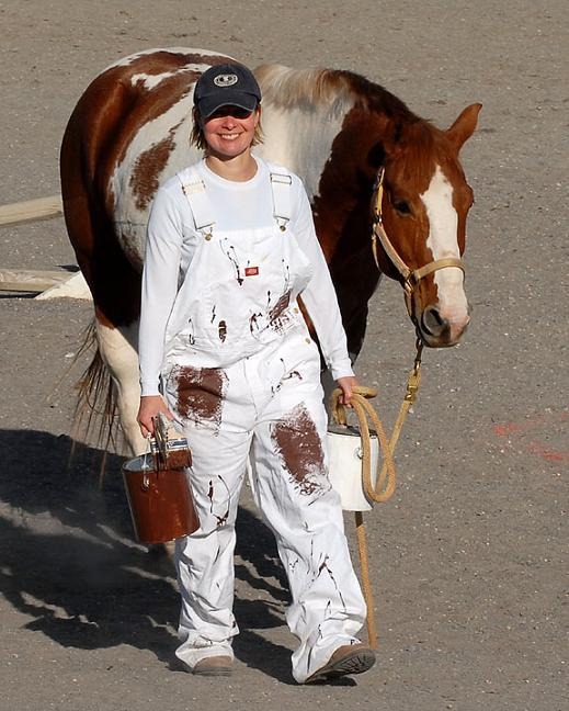 25 horse rider halloween costume ideas you wont believe paint horse costume solutioingenieria Image collections