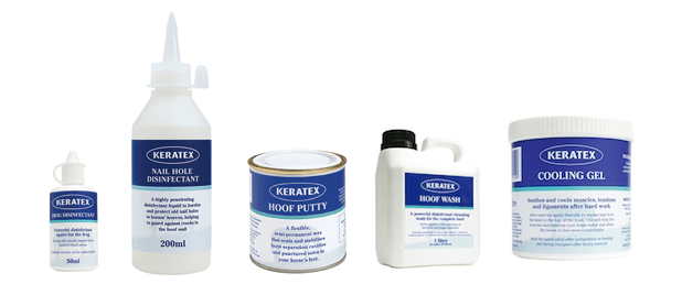 Keratex Hoof Care Products
