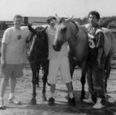 Teen Boys - healing hearts with horses