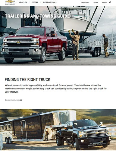 Find the Best Truck for Towing Your Horse Trailer
