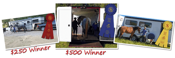 horse trailer photo contest