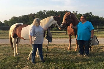 horse rescue maryland