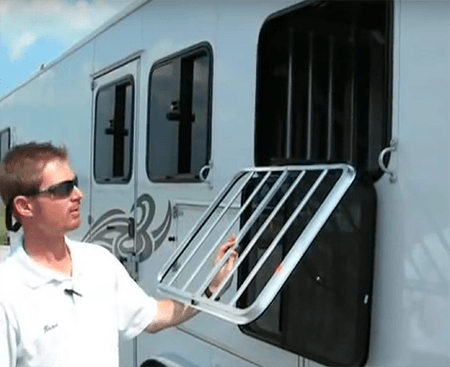 All About Horse Trailer Windows Learn What Makes The