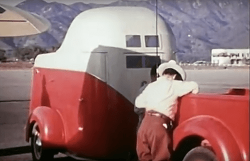 gene autry horse trailer