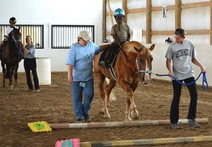 therapeutic riding inc