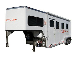 Experience Living Quarters Horse Trailers