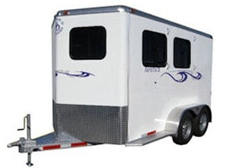 D And D Trailers >> Horse Trailers For Sale Nationwide Delivery On Horse Trailers